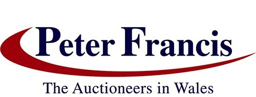peter francis auction carmarthen collection delivery courier